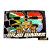 BRAD BINDER 33 FLAG